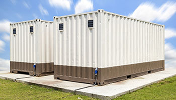 Arkley Large Storage Containers NW7